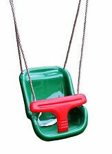 HIKS® Baby Toddler Childs Garden Swing Seat with T bar CE Certified *HALF PRICE*