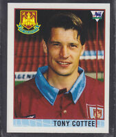 Merlin Shreddies - Premier League 96 - # 370 Tony Cottee - West Ham