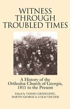 WITNESS THROUGH troublé TIMES A History de l'église orthodoxe Church __ TAMARA
