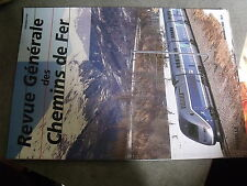 µ? Revue RGCF Revue Generale Chemins de Fer 12/2002 Resistance à l'avancement GV