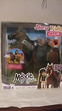 Horse Riding Club Moxie Girls Introducing Bingo The Walking Horse With Sound t30