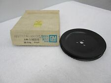NOS 1968-1981 Buick Chevrolet Corvette Air Smog Pump Pulley GM 14023170 dp