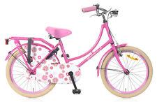 POPAL OM20 Kinderrad 20 Zoll Kinder Fahrrad Singlespeed Rosa