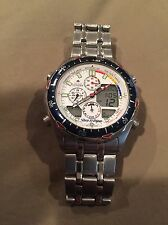 Citizen WR 100 Stars & Stripes Americas Cup 2000 Mens Watch