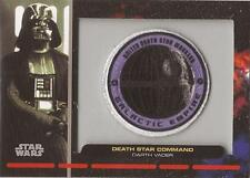 "Star Wars Galactic Files - PR-24 ""Darth Vader"" Embroidered Patch Relic Card"