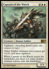 Capitano della Guardia - Captain of the Watch MTG MAGIC M13 Magic 2013 English