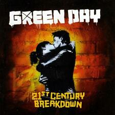 GREEN DAY CD - 21ST CENTURY BREAKDOWN (2009) - NEW UNOPENED - ROCK