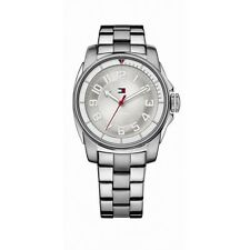 New Tommy Hilfiger Stainless Steel Women Dress Watch 40mm 1781227 $105