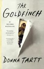 The Goldfinch by Donna Tartt (2015, Hardcover )