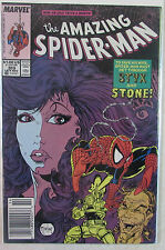 Amazing Spider-Man #309 Copper Age Marvel Comic- 1980s - McFarlane Art