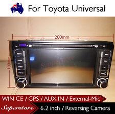 """6.2"""" Nav Car DVD GPS Stereo For Toyota ECHO Landcruiser PRADO RAV4 Camry HILUX"""