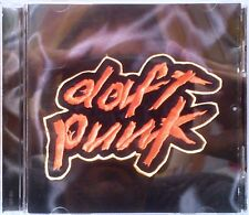 "Daft Punk - Homework (CD 1997) Features ""Around The World"" ""Da Funk"""