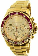 Michael Kors Women's Everest MK5871 Gold Stainless-Steel Quartz Watch