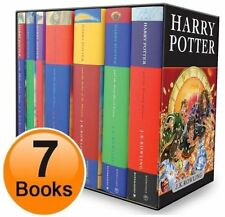 Harry Potter Complete set 1-7 EBOOKS Collections [PDF Format]