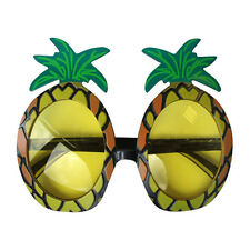 Funny Beach Pineapple Sunglasses Hawaii Party Fruit Glasses Dacing Supplies