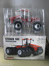 CASE IH STEIGER 535 TRACTOR 2010 FARM SHOW NEW IN BOX 1/32