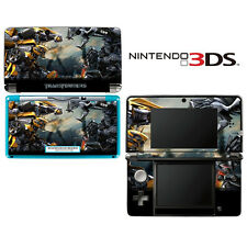 Vinyl Skin Decal Cover for Nintendo 3DS - Transformers Bumblebee