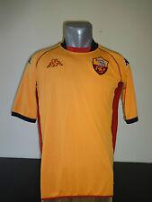 2002-2003 AS ROMA football shirt jersey Kappa size adults XL