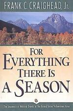 For Everything There Is a Season: The Sequence of Natural Events in the Grand T