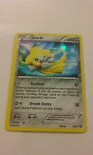 XY Jirachi XY67 Black Star Holo BreakThrough Blister Pack PROMO Pokemon Card