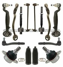 LAND RANGE ROVER CONTROL ARMS BALL JOINTS STEERING TIE ROD SUSPENSION KIT 14 Pc