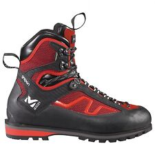 Millet Grepon GTX Goretex Hiking Boot - Men's US 9.5 EU 43 Black / Red