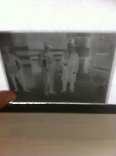 VINTAGE/ANTIQUE GLASS NEGATIVE PHOTOGRAPHY PLATE. HISTORICAL IMAGE MONTGOMERY