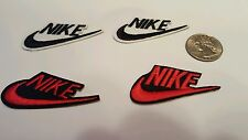 Lot of 4 Nike iron on patches new A1 Lot NICE