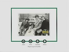 THE BEATLES worn wardrobe CLOTHING PIECES John Lennon relic owned swatch