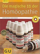Die magische 11 der Homöopathie 2013/14, Sven Sommer, K Reichelt 9783833805011