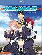 RAIL WARS - BLU RAY - Region A - Sealed