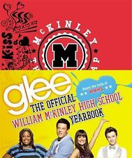GLEE THE OFFICIAL WILLIAM MCKINLEY HIGH SCHOOL YEARBOOK FIRST ED-2012 - HC