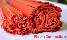 HDPE plastic welding rods (PEHD) mix 30pcs. Automotive, water, food industries