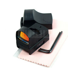 All New Tactical Mini Holographic Reflex Micro Red Dot Sight Scope For Hunting