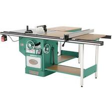 """G0651 Grizzly 10"""" Heavy-Duty Cabinet Table Saw With Riving Knife"""