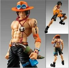 "Anime One Piece VAH Portgas D Ace 8""/20cm PVC Action Figure Toy Gift"