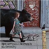 The Red Hot Chilli Peppers CD Album (The Getaway) 2016 (THE CHILI PEPS