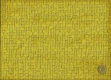 Woven Retro Pavement Sun Mid Century Modern Abstract Upholstery Fabric
