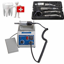 Dental Lab Marathon Electric Micro motor N3+High Low Speed Handpiece Kit For NSK