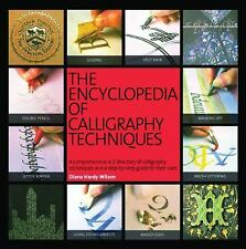The Encyclopedia of Calligraphy Techniques: A Comprehensive A-Z Directory of Cal