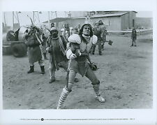 VIRGINIA HEY GEORGE MILLER MAD MAX  2 1981 VINTAGE PHOTO ORIGINAL #3