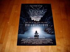 Kinoplakat A1 gerollt. Dreamcatcher   MORGAN FREEMAN  nach Stephen King