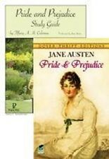 Pride and Prejudice SET --  Study Guide and Book (Progeny Press) NEW