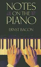 Notes on the Piano (Dover Books on Music)-ExLibrary