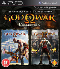 God of War Collection PS3 (in Great Condition)