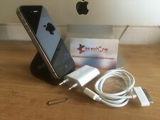 IPHONE 4 S 16 G  Noir  DEFECTUEUX