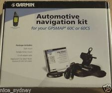 GPSMAP 60 series or  ASTRO 220  AUTO NAVIGATION MOUNT KIT WITH US TOPO MAPS
