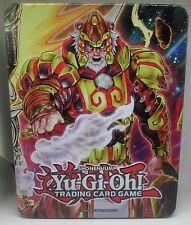 Yugioh Tiger King 2014 Collector's Tin   * Tin Only *