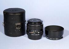 Pentax -M SMC 85mm f/2 Fast Prime Lens * Excellent * SLR / DSLR
