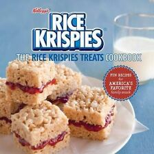 The Rice Krispies Treats Cookbook: Fun Recipes for Making Memories with America'
